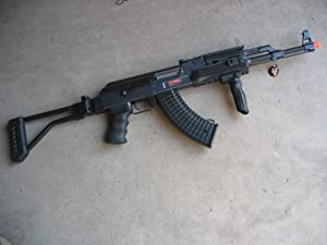 JG 0515T AK-47 AK47 Full Metal AEG Airsoft Electric Gun