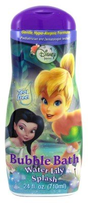 Disney Tinkerbell Bubble Bath 710 ml Water Lily Splash