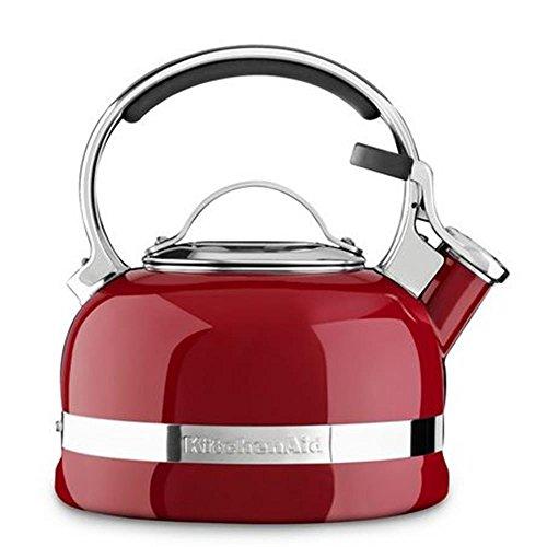 KitchenAid-kten20sber-Bouilloire-sifflante-Acier-inoxydable-185-x-185-x-17-cm-Rouge-Empire