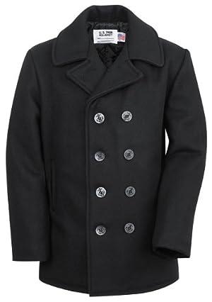 SCHOTT (ショット) 740 Wool Double P-Coat ネービーNAVY アメリカ製