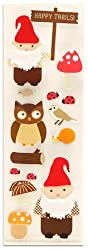 Martha Stewart Crafts Stickers Gnome &amp; Woodland By The Package