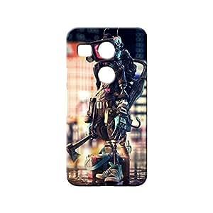 BLUEDIO Designer 3D Printed Back case cover for LG Nexus 5X - G2117