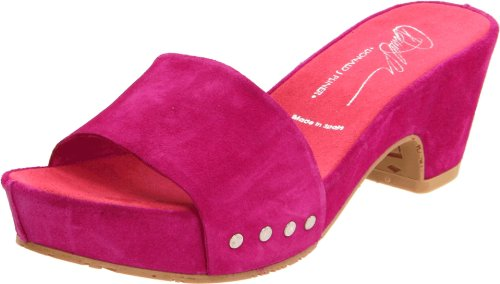 Donald J Pliner Women's Lanny Platform Sandal,Fuchsia,8.5 M US