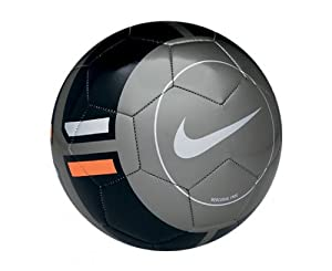 Nike Mercurial Fade Soccer Ball - Anthracite/Black/Silver