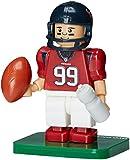 NFL Houston Texans J.J. Watt Gen 2 Mini Figure, Small