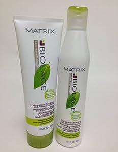 Matrix Biolage Colorcaretherapie Delicate Care Shampoo 10.1oz Conditioner 8.5oz