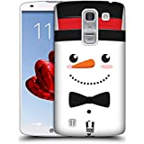 LG G Pro 2 / F350 / D837 , Classic : Head Case Designs Classic Mr Snowman Hard Back Case For LG G Pro 2 / F350...