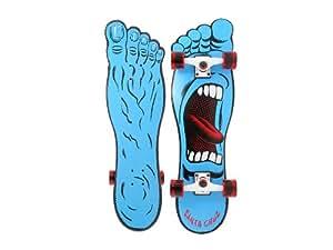 Santa Cruz Screaming Foot Right Cruiser Longboard 32`