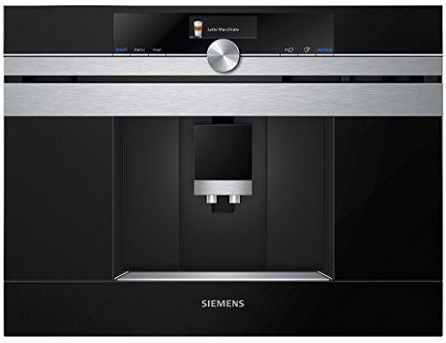 Siemens CT636LES1 Einbau Kaffeevollautomat
