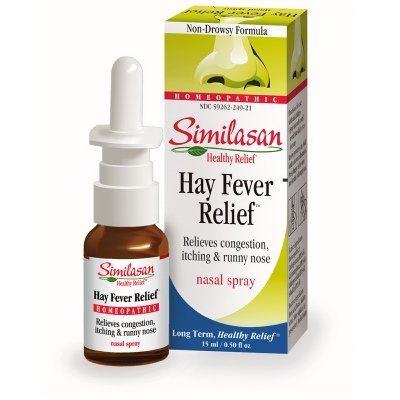 Similasan Hay Fever Relief Nasal Spray (.5 fl. oz.)