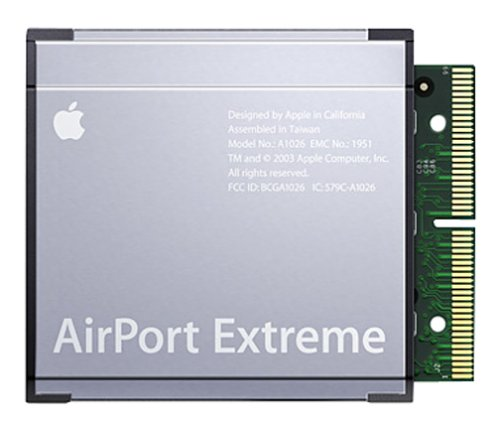 Apple M8881LL/A AirPort Extreme Be honest