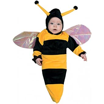 Rubies Costume Company Boys Bumble Bee Bunting Infant Costume