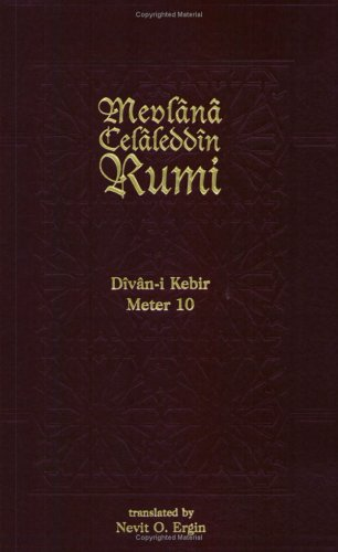 Divan-i Kebir Meter 10: Bahr-i Munsarih (Divan-I Kebir, 1)