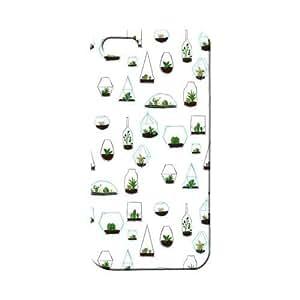 BLUEDIO Designer 3D Printed Back case cover for Apple Iphone 4 / 4S - G0580