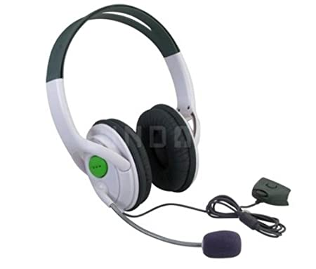 HDE Headset with Microphone for Xbox 360