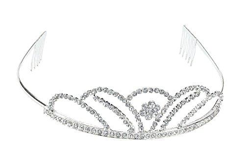 Sparkling Princess Tiara (1 pc)