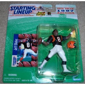 1997 Jeff Blake NFL Starting Lineup Figure [Toy] - 1