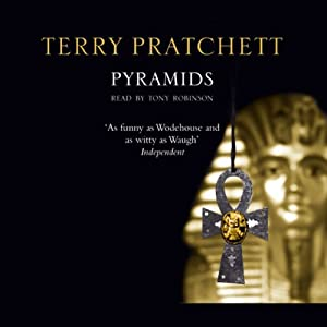 Pyramids: Discworld, Book 7 | [Terry Pratchett]