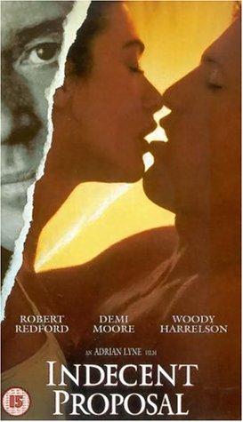 Indecent Proposal [VHS] [UK Import]