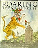 img - for Roaring At One Hundred (The Princeton Tiger Magazine Centennial Album) book / textbook / text book