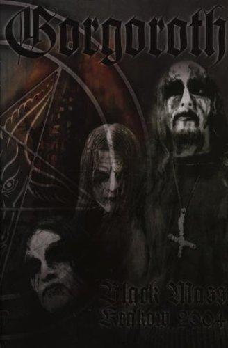 Gorgoroth - Black Mass..(ltd Metal Pack)
