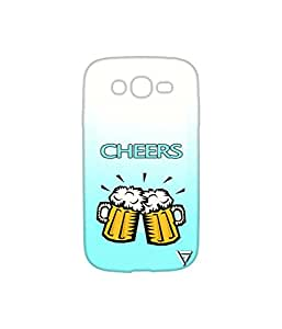Vogueshell Cheers Printed Symmetry PRO Series Hard Back Case for Samsung Galaxy Grand