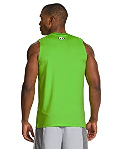 Under Armour Men's HeatGear® Sonic Fitted Tank