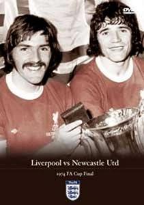 1974 Fa Cup Final Liverpool Fc V castle United Dvd from Ilc Media
