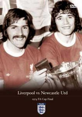 1974 FA Cup Final Liverpool FC v Newcastle United [DVD]