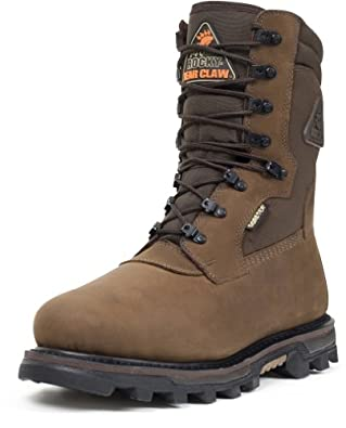 Buy Rocky Mens 10 Arctic BearClaw Waterpf Gore-Tex Insulated Hunting Boots-9456 by Rocky