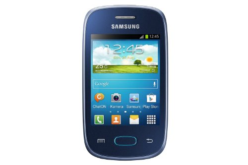 Samsung Galaxy Pocket Neo Blue Black GT-S5310 Schwarz Blau Ohne Simlock