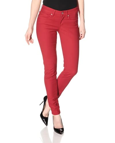 Levi's Made & Crafted Women's Empire Skinny Jean  - Jester Red