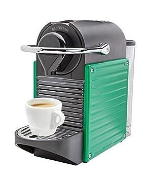 nespresso turmix pixie 160 alu eco green schweizer. Black Bedroom Furniture Sets. Home Design Ideas