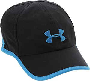 Under Armour Shadow Casquette Homme Black/Electric Blue/Electric Blue