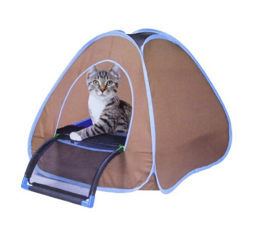 Sport Pet Designs Cat Privacy Tent