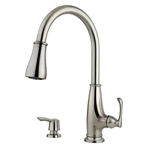 Pfister Ainsley 1-Handle Pull-Down Kitchen Faucet with