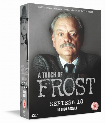A Touch of Frost: Series 6 – 10 [DVD] [1992]