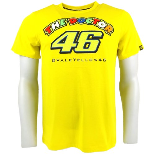 2014 Official Valentino Rossi Vr46 The Doctor 46 Moto Gp T-Shirt