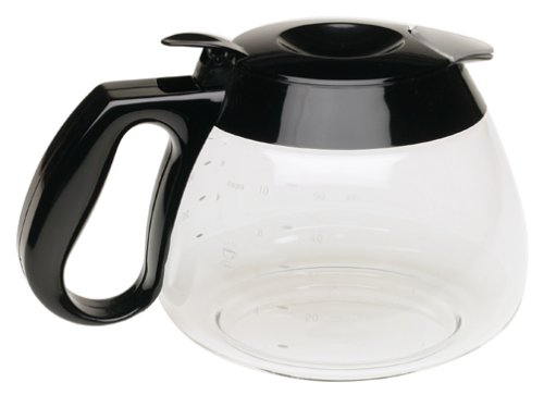 Cuisinart Dcc-Rc10B 10-Cup Replacement Carafe, Black front-14673