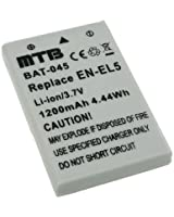 Batterie EN-EL5 pour Nikon Coolpix P80, P90, P100, P500, P510, P5000... voir liste!