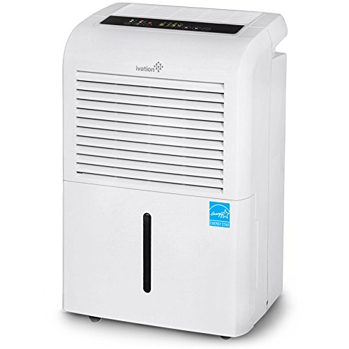 Ivation 70 Pint Portable Dehumidifier