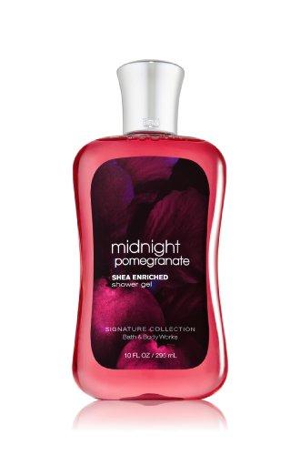 Bath & Bodyworks バス&ボディワークス Midnight Pomegranate ミッドナイトポメグラネイト Signature Collection シグネチャーコレクション Shower Gel シャワージェル 0667530575554