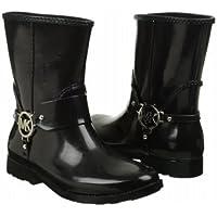 MICHAEL Michael Kors Fulton Harness Rainbootie (Black)