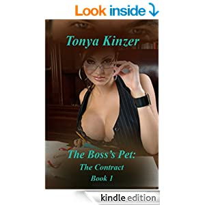 The Boss's Pet: The Contract (The Boss's Pet-BDSM)