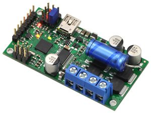 Simple Motor Controller 18v25 (Pololu Motor Controller compare prices)