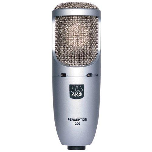 Akg Perception 200 Large Diaphragm True Condenser Microphone