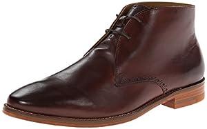 Cole Haan Men's Cambridge Chukka Boot,Dark Brown,8 M US