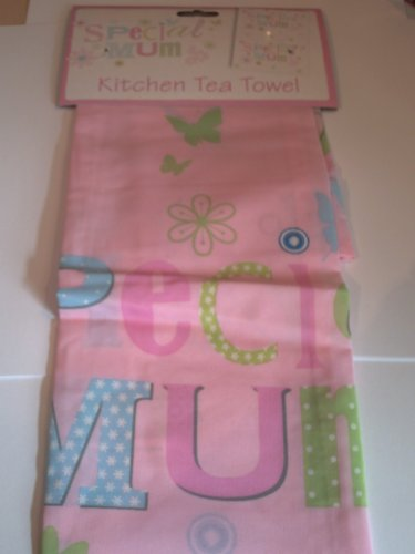 Mother's Day Gift Special Mum Tea Towel