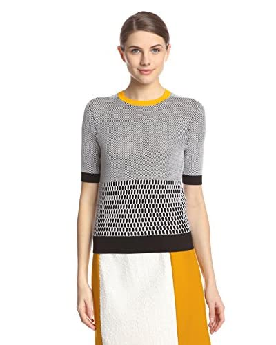 Carven Women's High Contrast Pullover