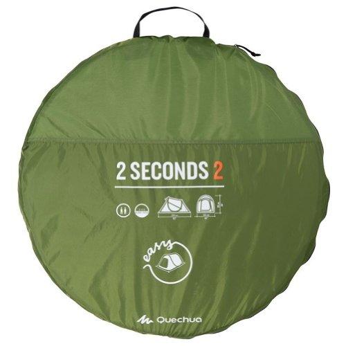 Best Camping Tents 4 People: DECATHLON 2 Seconds Pop Up ...